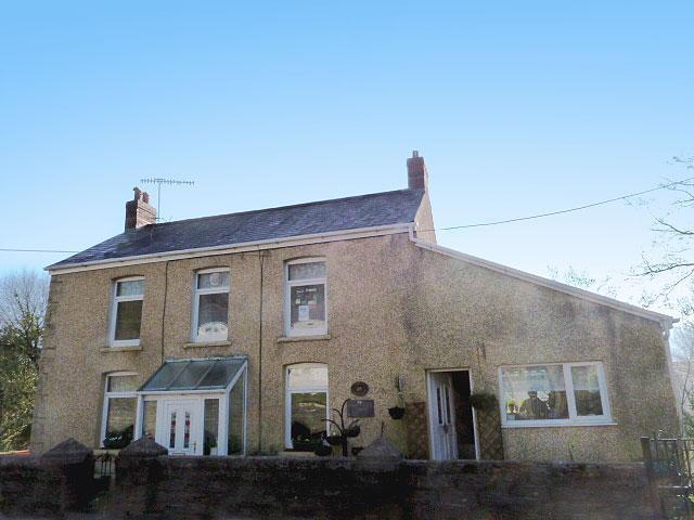 Ynysmeudwy Road, Pontardawe, SWANSEA, West Glamorgan