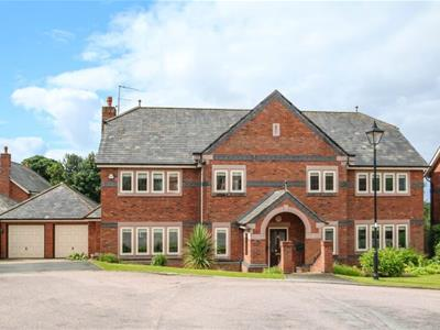 High Warren Close, APPLETON, Warrington, WA4