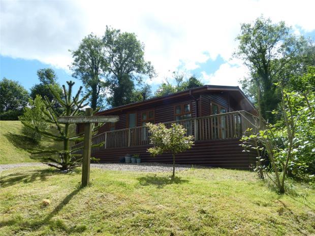 Araucaria, Herons Brook, Narberth Pembrokeshire