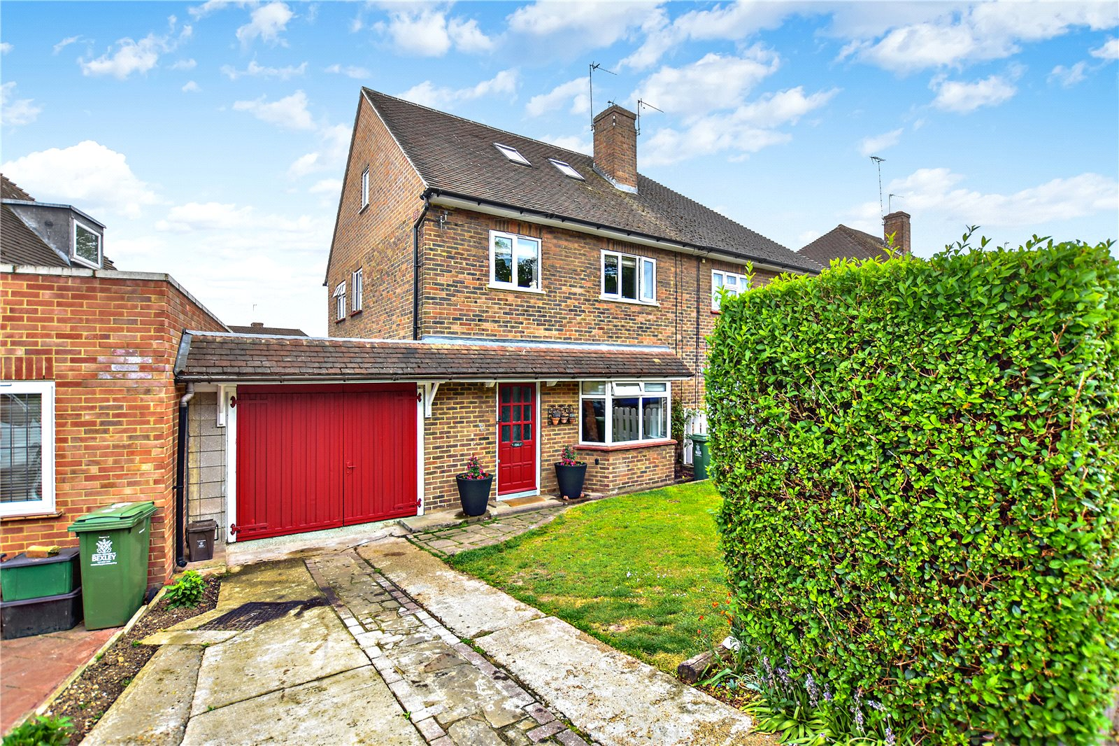 Hall Place Crescent, Bexley, Kent, DA5