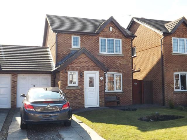 Buckthorn Place, Knott End-on-Sea, Poulton-le-Fylde, Lancashire