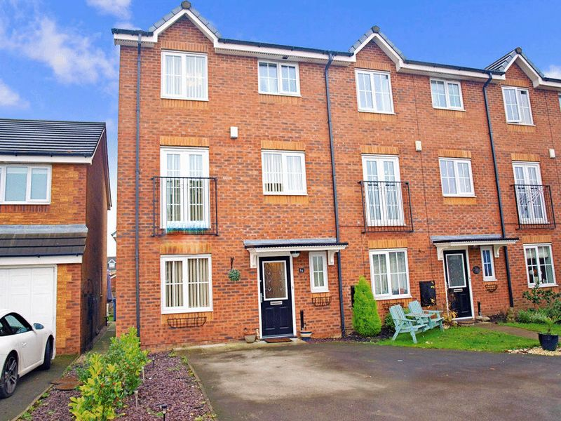 Rushton Close, Warrington