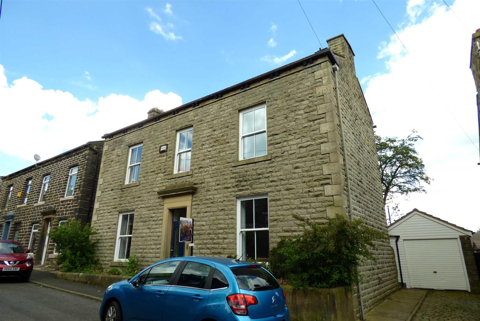 Church Street, Stacksteads, Bacup