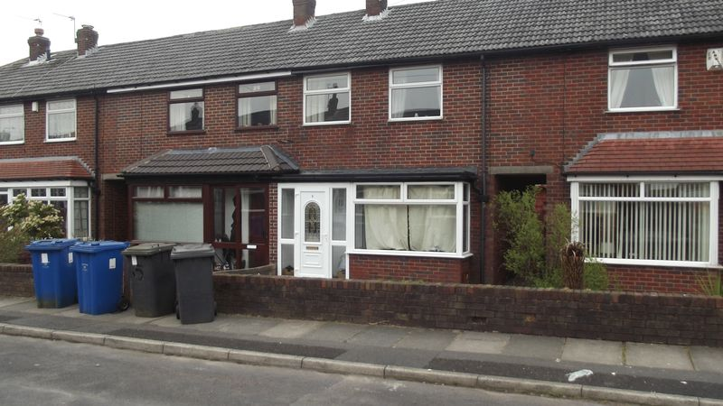 Farcroft Avenue, Radcliffe, Manchester