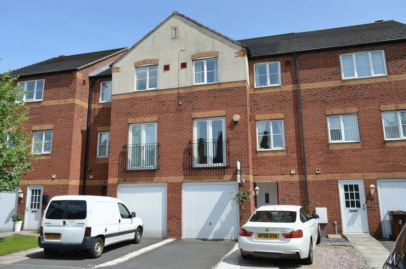 Summercroft Close, Golborne