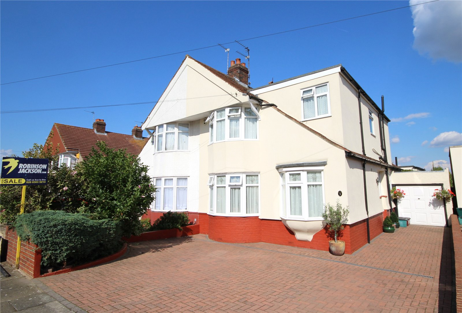 Belmont Avenue, South Welling, Kent, DA16