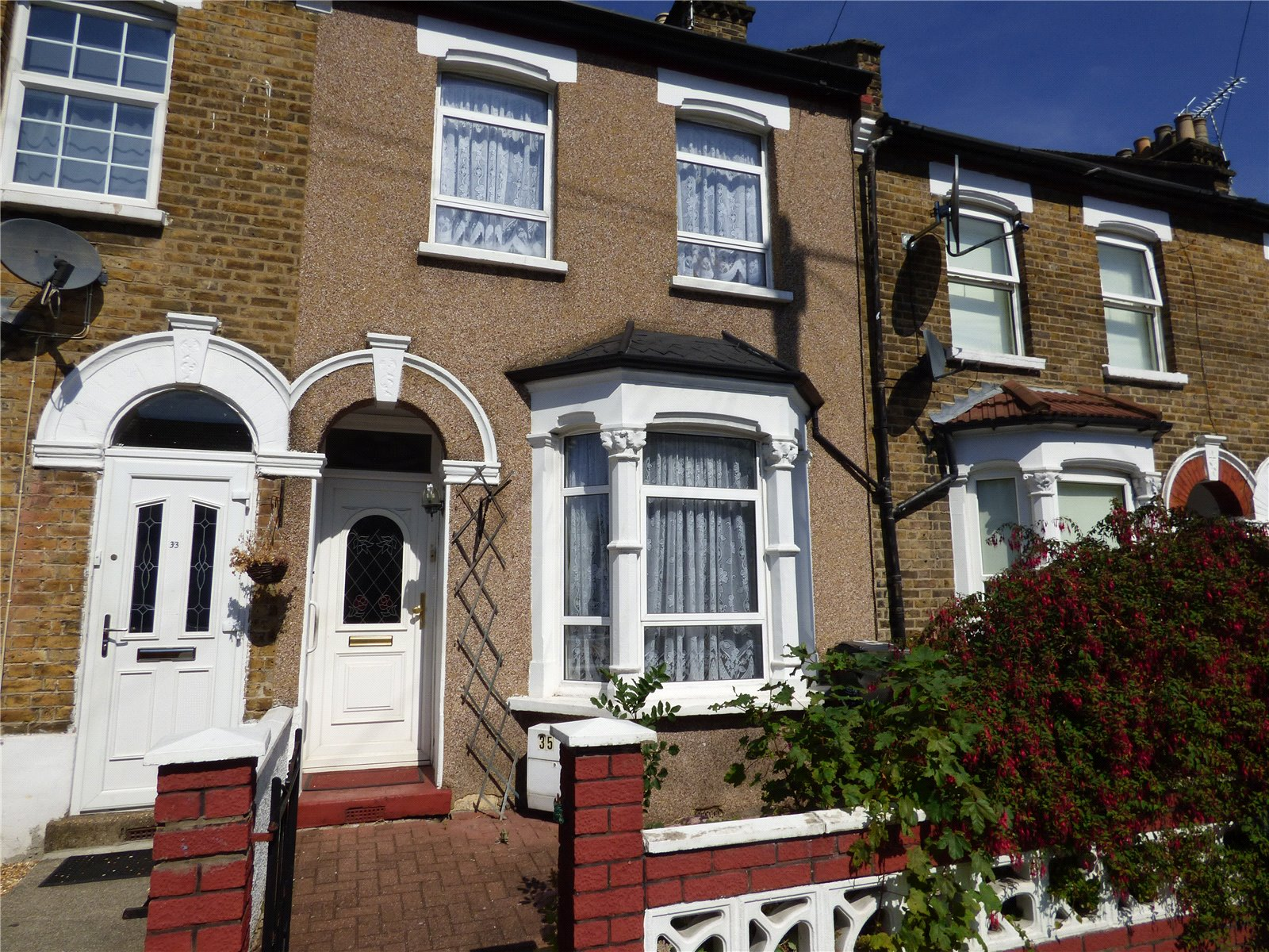 Grosvenor Road, Edmonton, London, N9