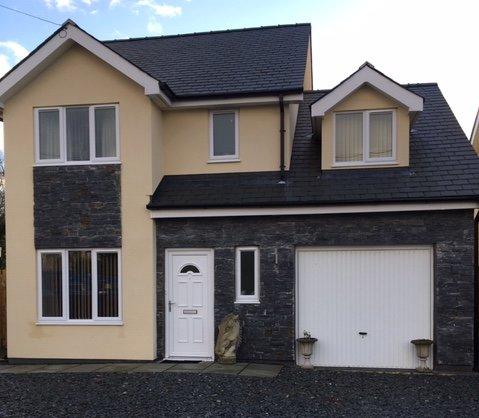 Yr Hafod, Llanrug, North Wales