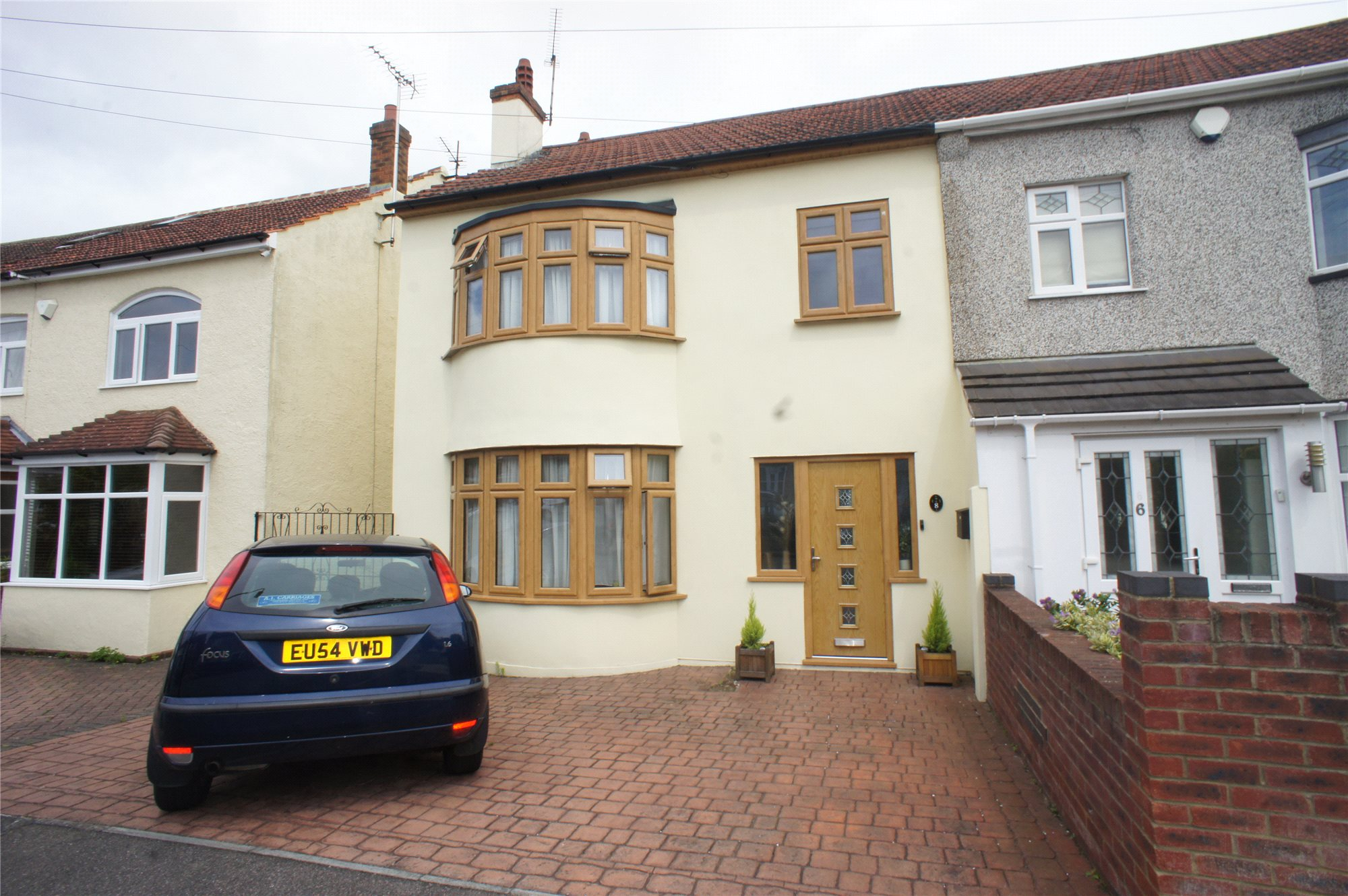 The View, Upper Abbey Wood, London, SE2