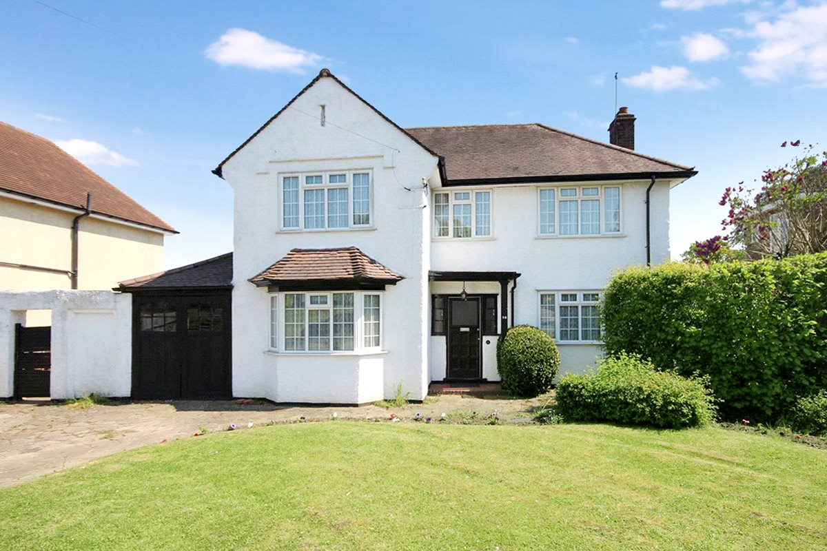 Mayfield Avenue, 'The Knoll', Orpington, Kent, BR6