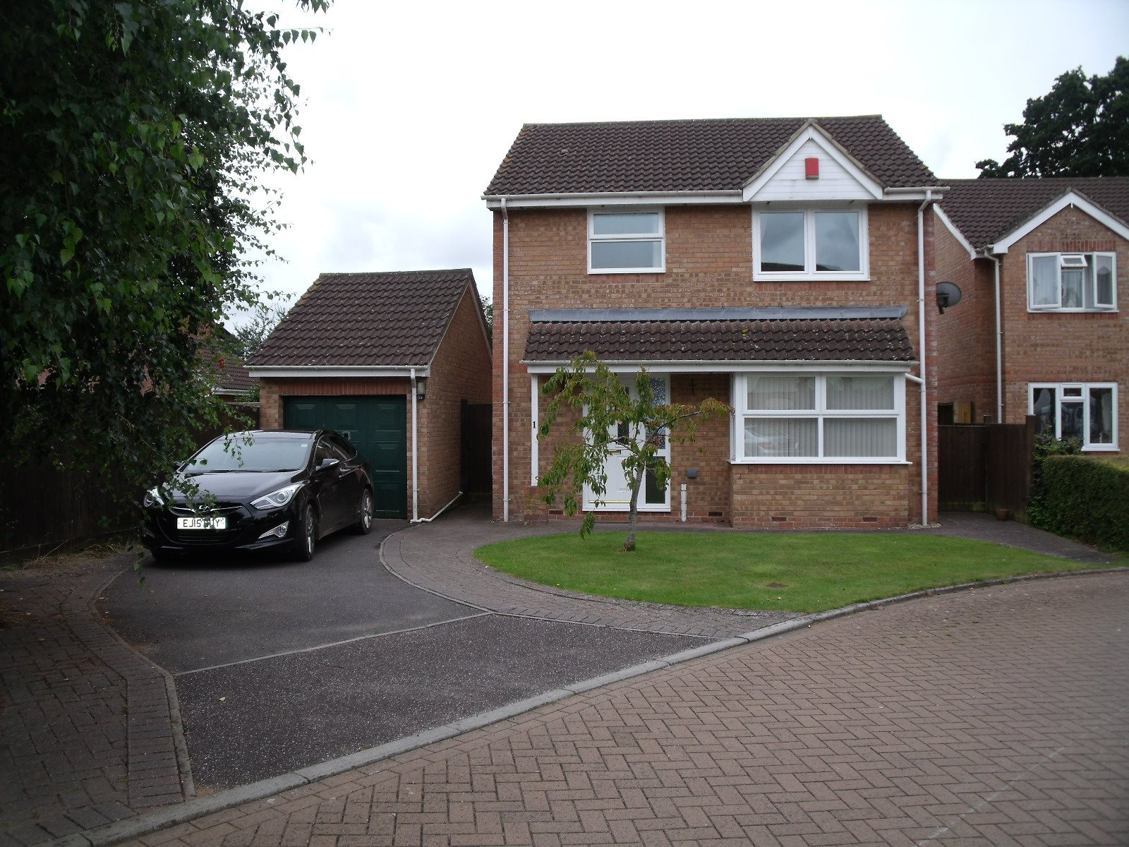 Mulberry Close, Willand,