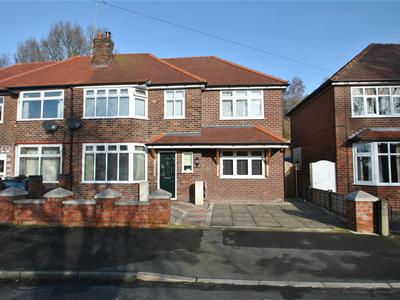 Springfield Avenue, GRAPPENHALL,, Warrington, WA4