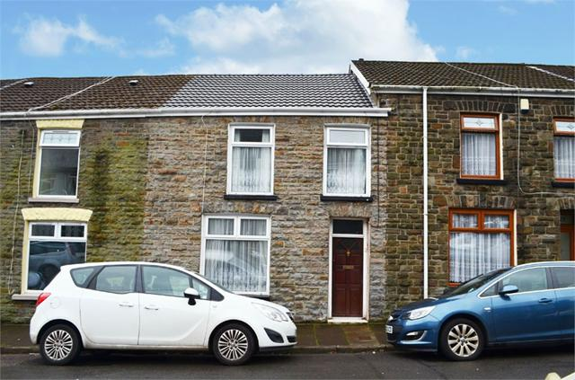 Dumfries Street, Treherbert, Treorchy, Mid Glamorgan