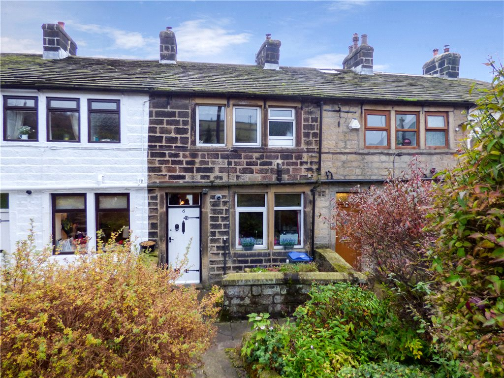 Spring Row, Oxenhope, Keighley, West Yorkshire