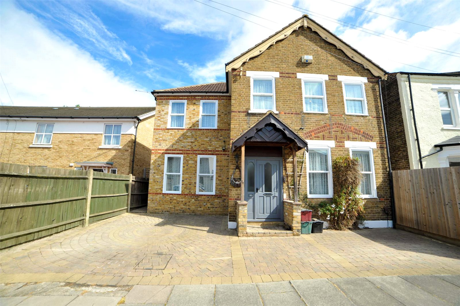 Burcharbro Road, Bostall Heath, London, SE2