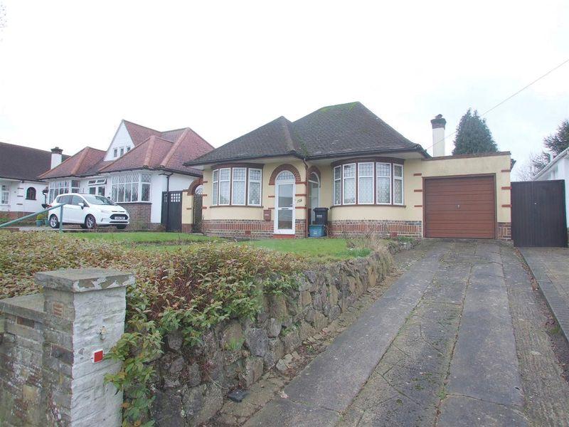 Limpsfield Road, Sanderstead, South Croydon
