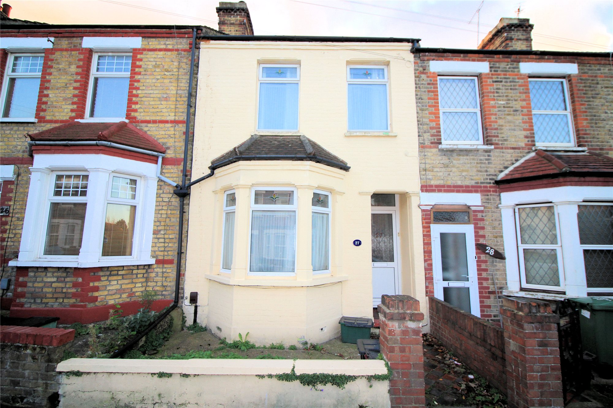 Vickers Road, Erith, Kent, DA8