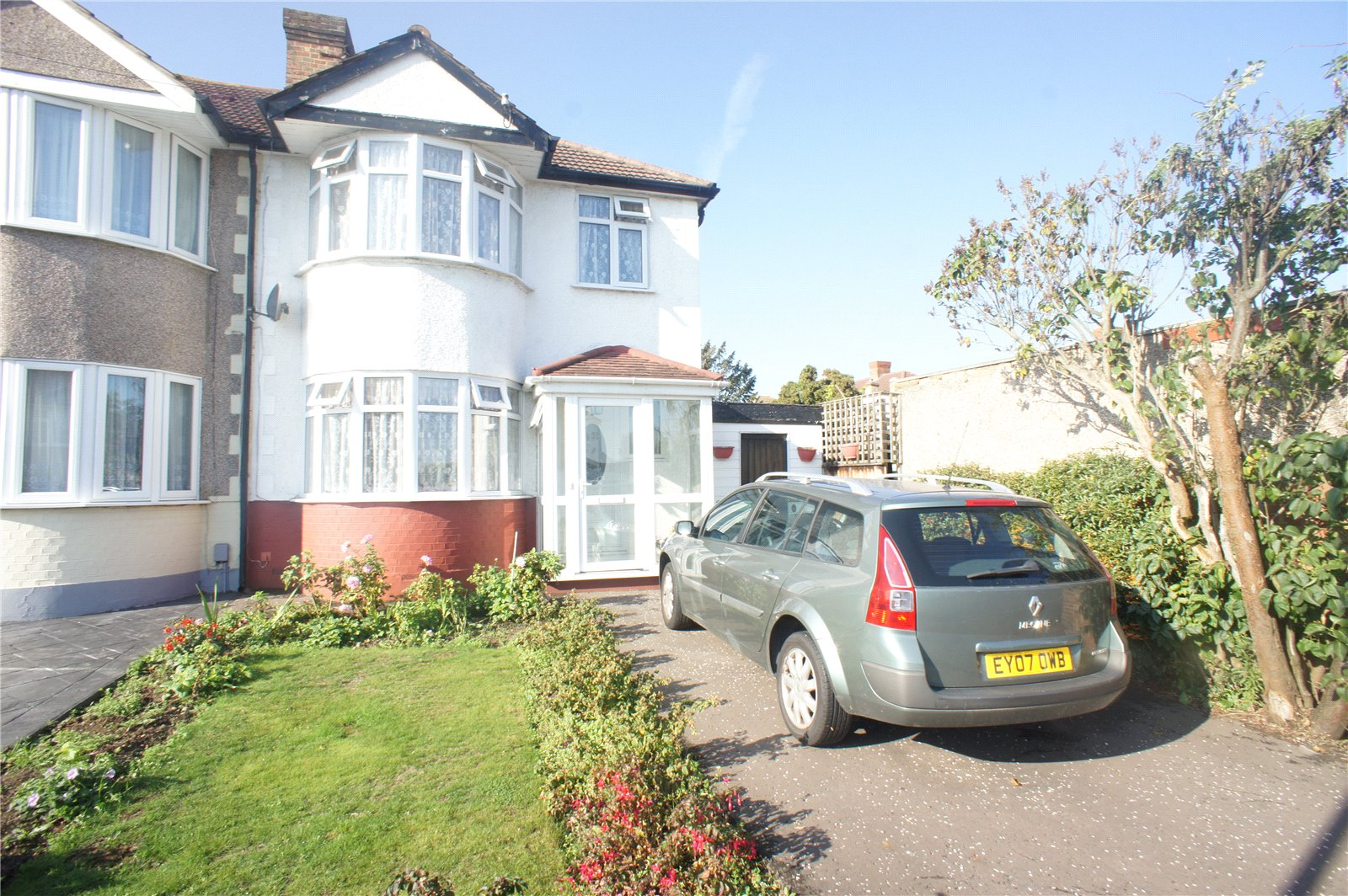 Plaxtol Road, Erith, DA8