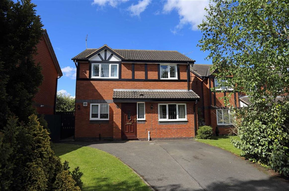 Pheasant Close, Whitchurch, SY13