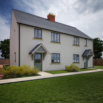 Plot 2 Manor Yard, West Overton