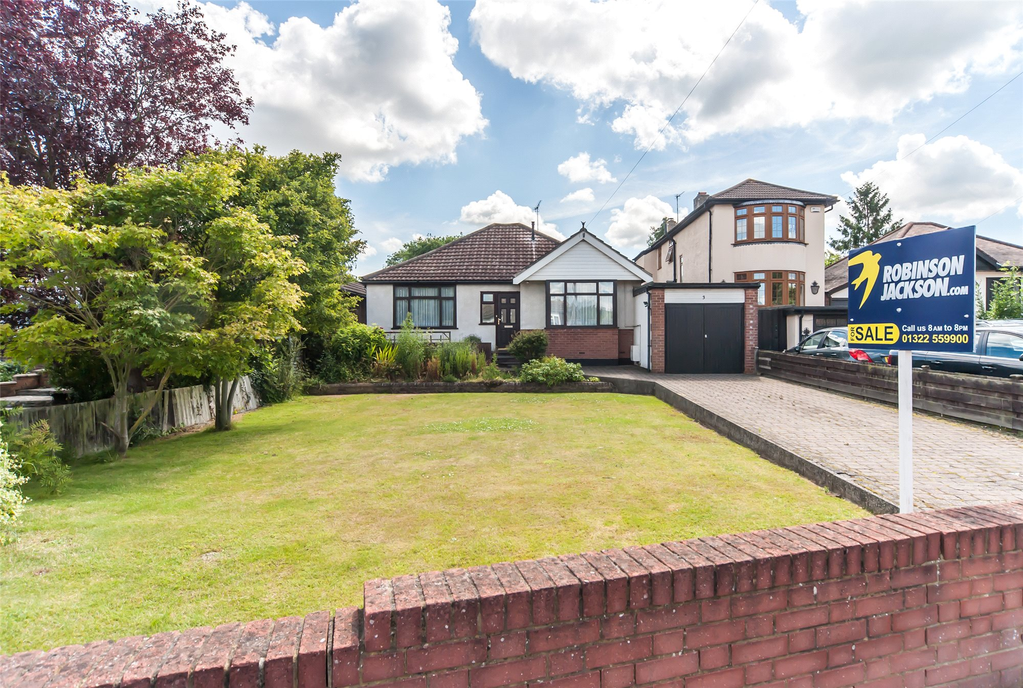 Summerhouse Drive, Joydens Wood, Bexley, DA5