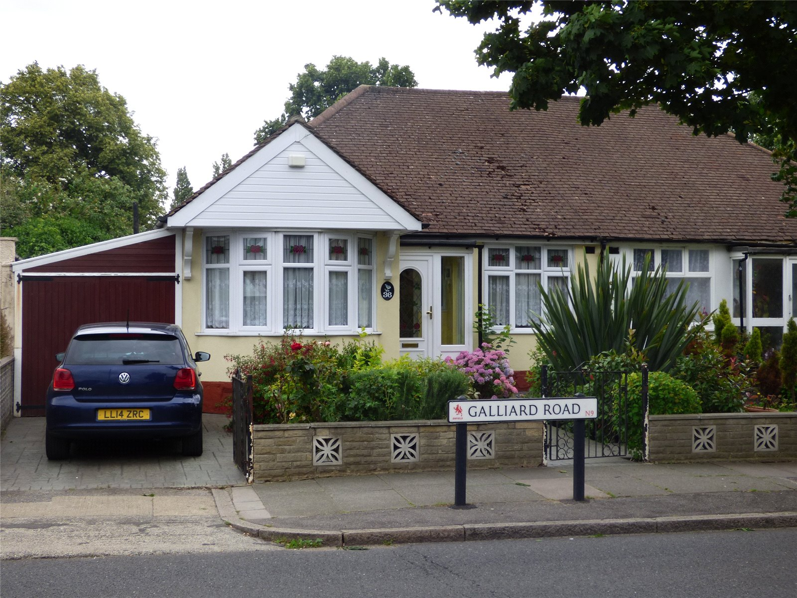 Galliard Road, Edmonton, London, N9