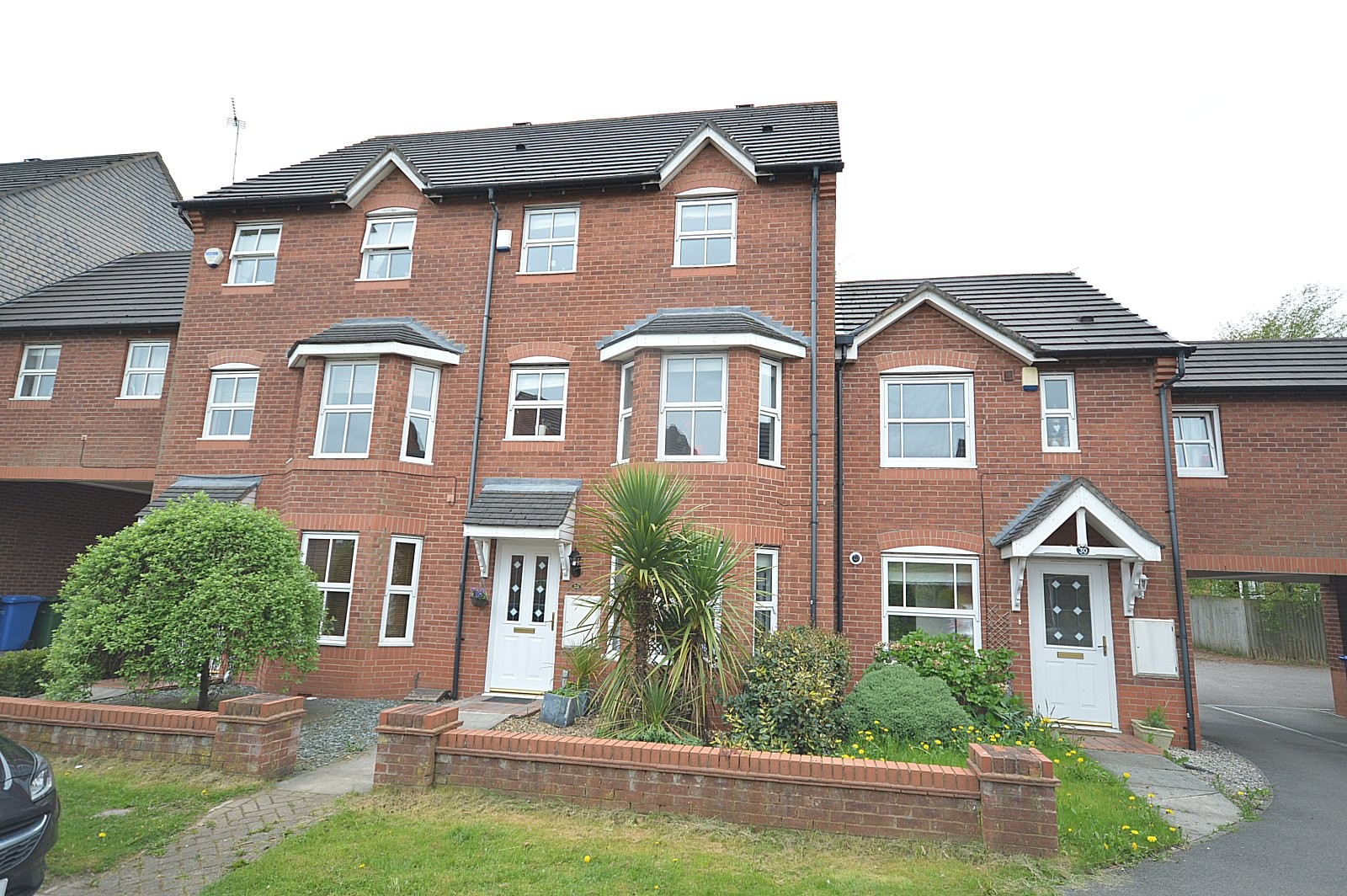 Lady Acre Close, Lymm