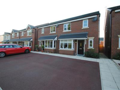 Doulton Close, The Heath, Warrington