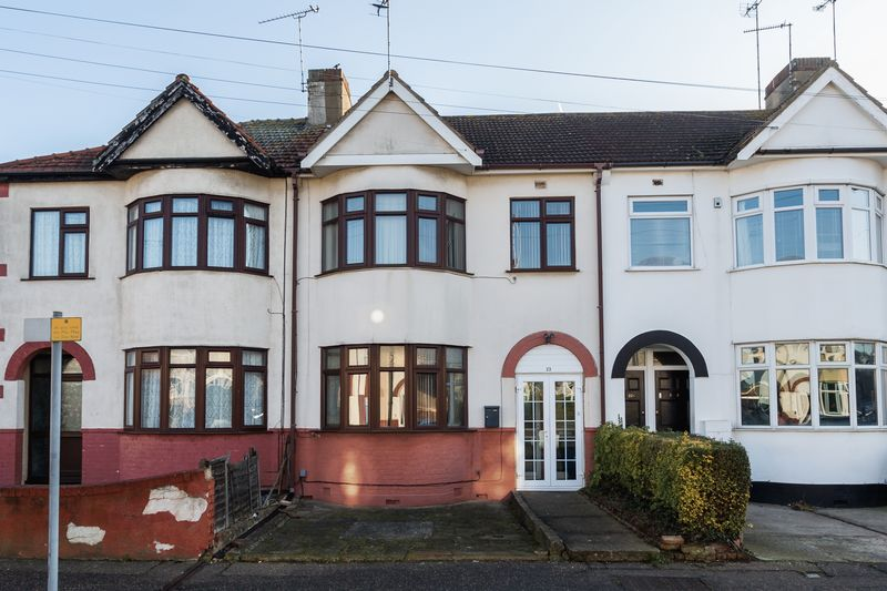 Stanfield Road, Prittlewell
