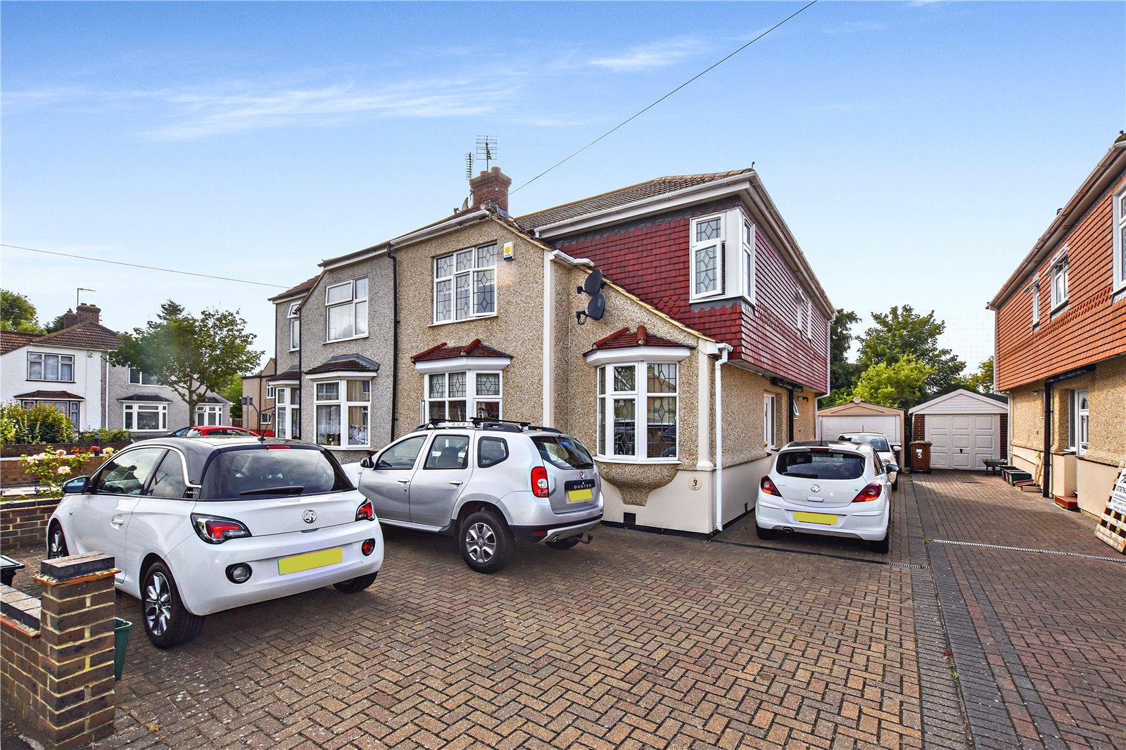 Palmar Crescent, Bexleyheath, Kent, DA7