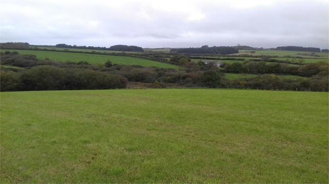 22.84 ACRES THEREABOUTS OF LAND, KEESTON, Simpson Cross, Haverfordwest, Pembrokeshire