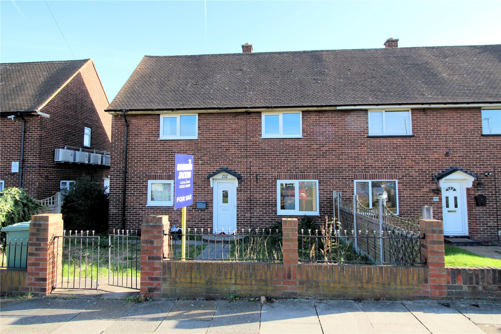 Bridge Road, Slade Green, Kent, DA8