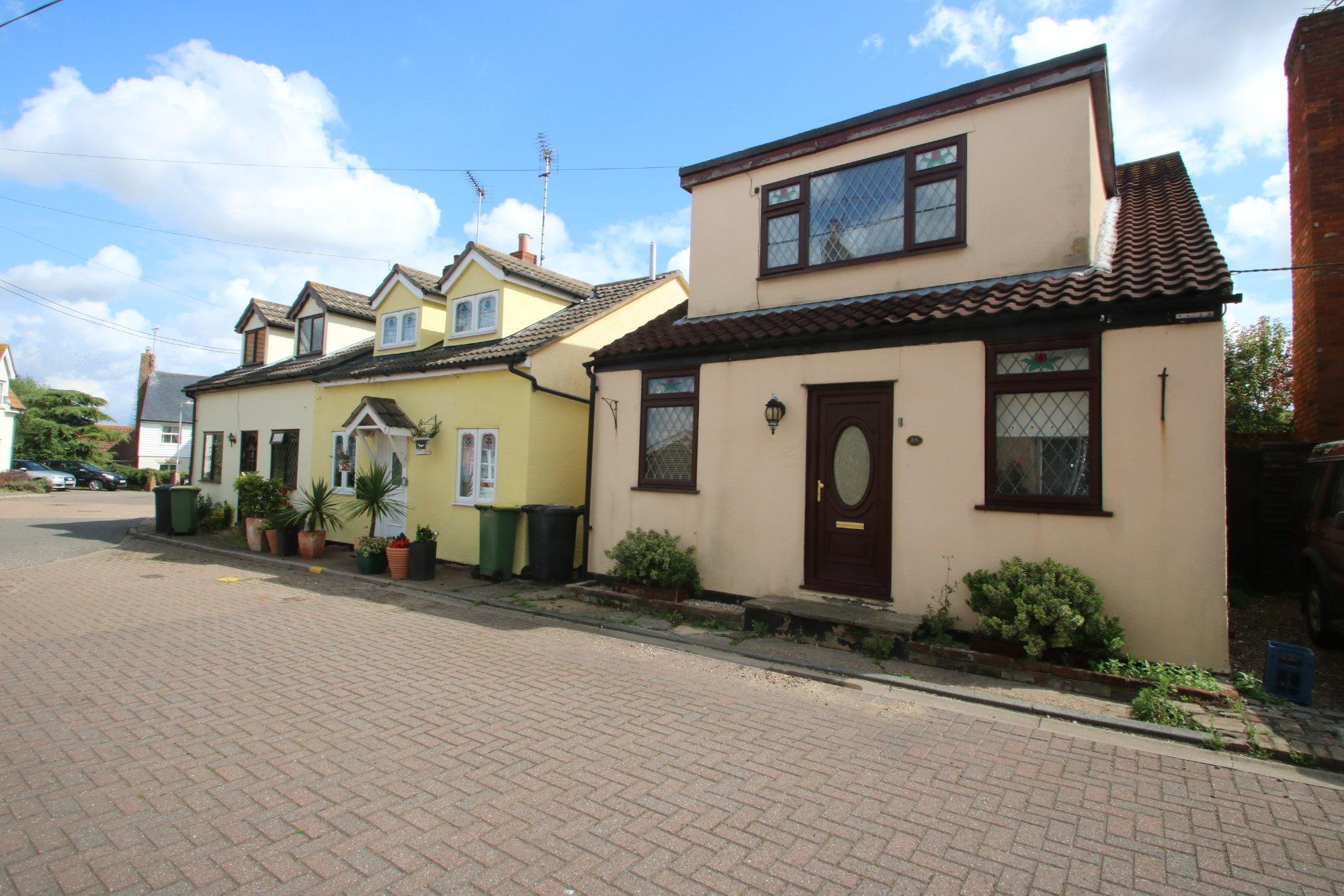 St Thomas Road, South Fambridge