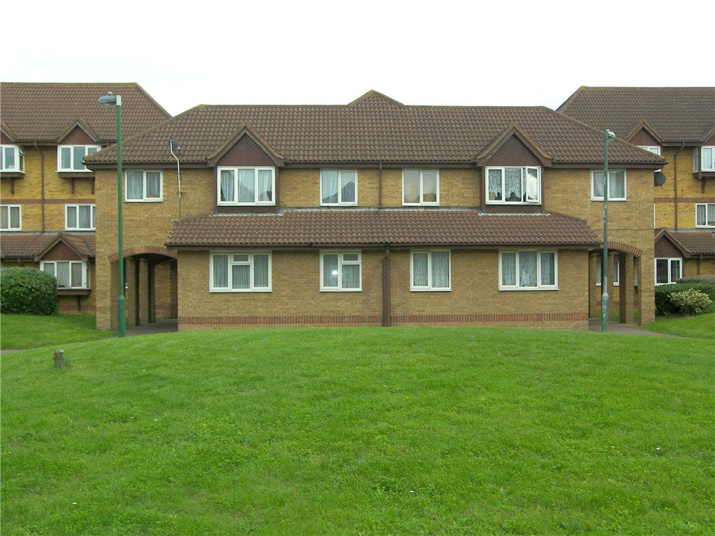 Columbus Square, Erith, Kent, DA8
