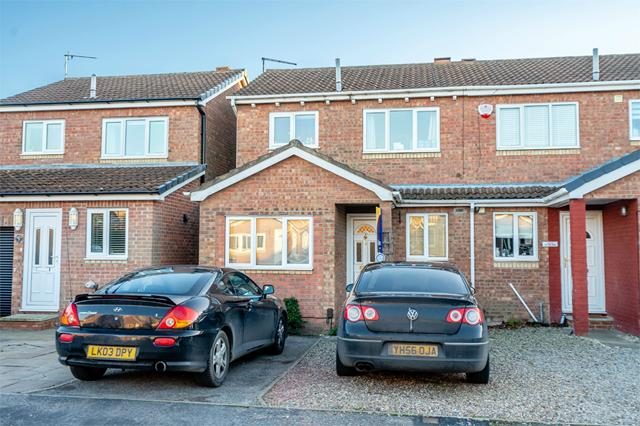 Carron Crescent, Woodthorpe, York