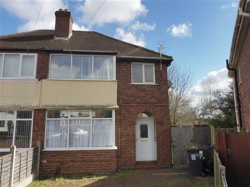 Lawfred Avenue, WOLVERHAMPTON, WV11