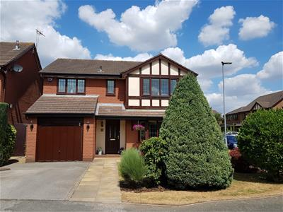 Amberleigh Close, APPLETON THORN, Warrington, WA4