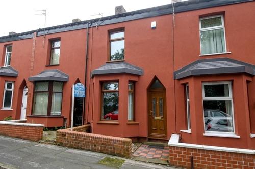 Hawkshaw Street, Horwich
