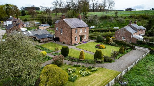 Holly House, Barn and Building Plot, Gaitsgill, Dalston, Carlisle