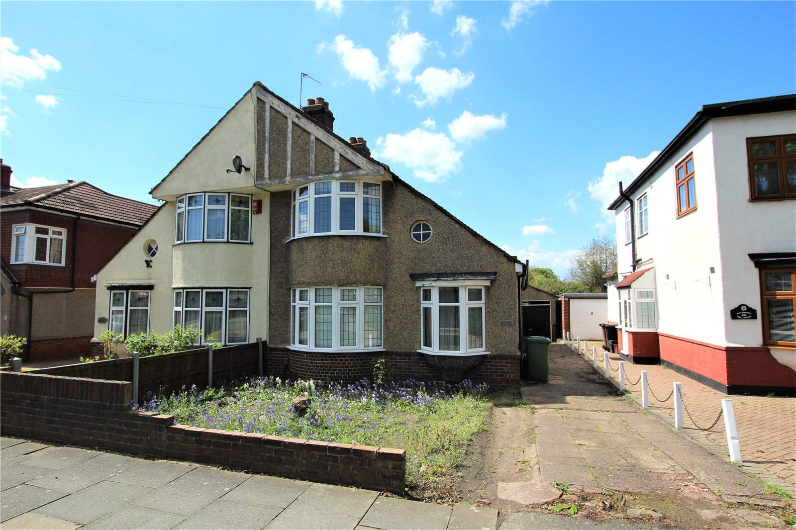 Marlborough Park Avenue, Sidcup, Kent, DA15