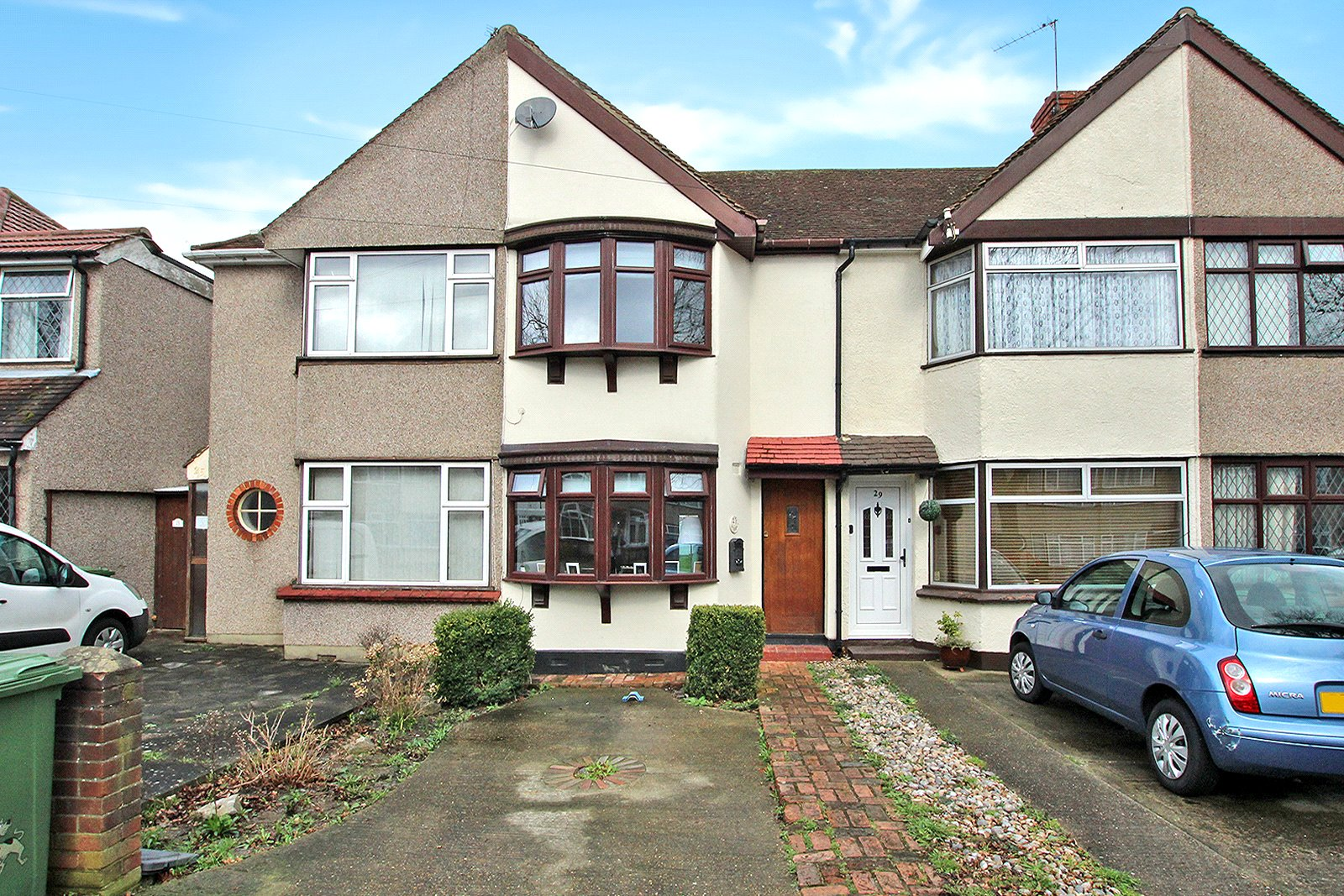 Harborough Avenue, Blackfen, Sidcup, DA15