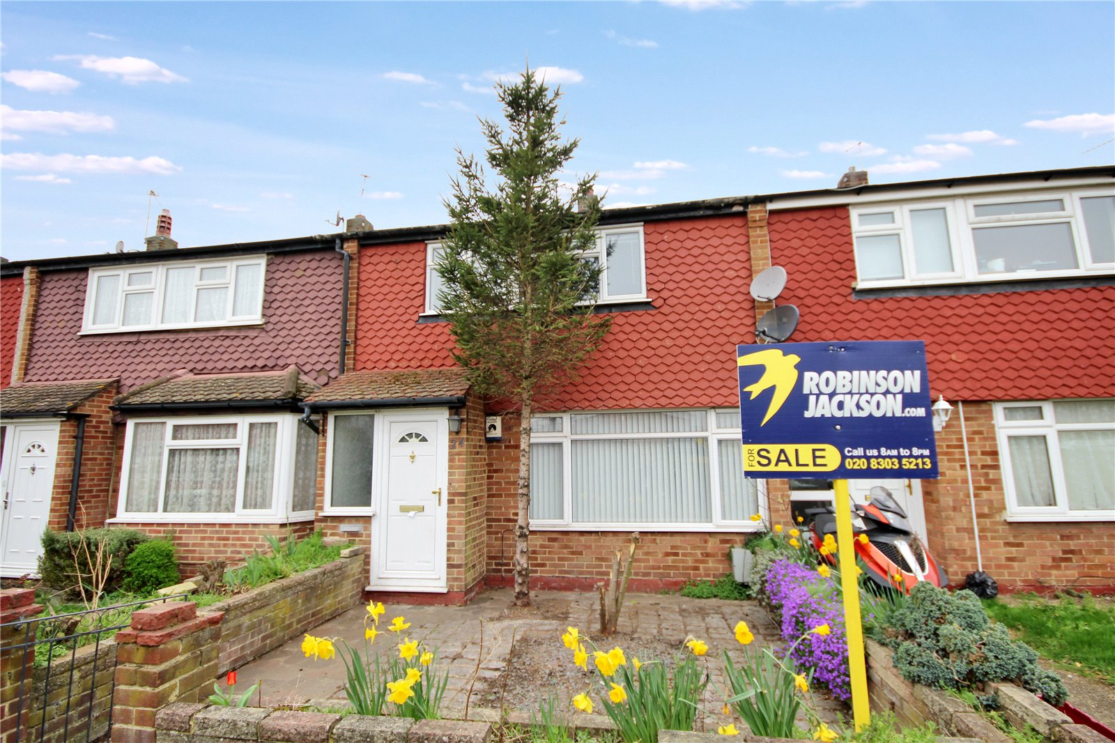 Linton Close, Welling, Kent, DA16