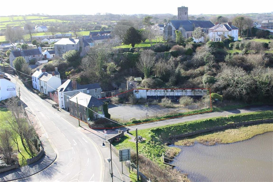 Monkton Bridge, Pembroke