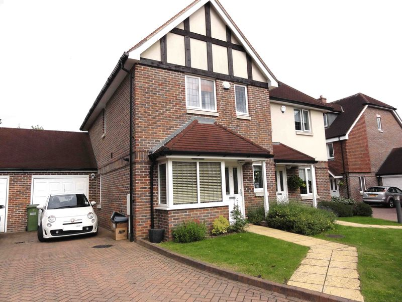 Birch Close, Nork, Banstead