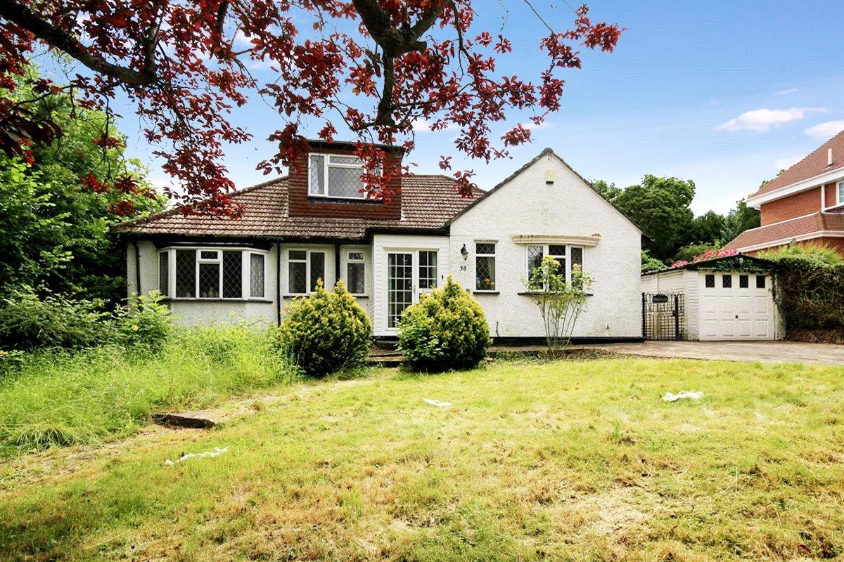 Homestead Road, Chelsfield Park, Kent, BR6