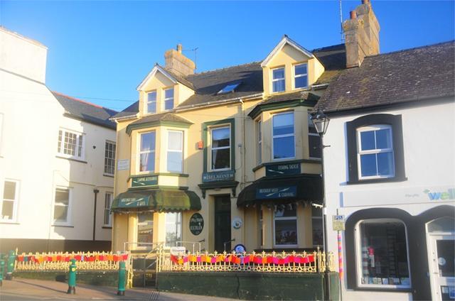 Belmont House, 12 Cross Square, St Davids, Pembrokeshire
