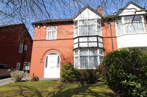 Chorley Old Road, Heaton, Bolton