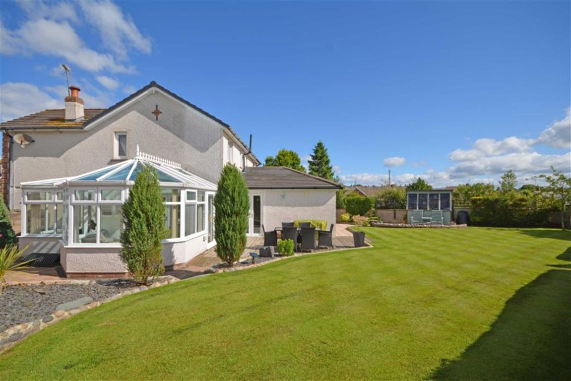 Hodgson Gardens, Millom, Cumbria