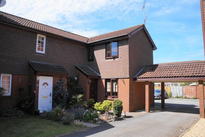 Monmouth Close, Valley Park, Chandlers Ford