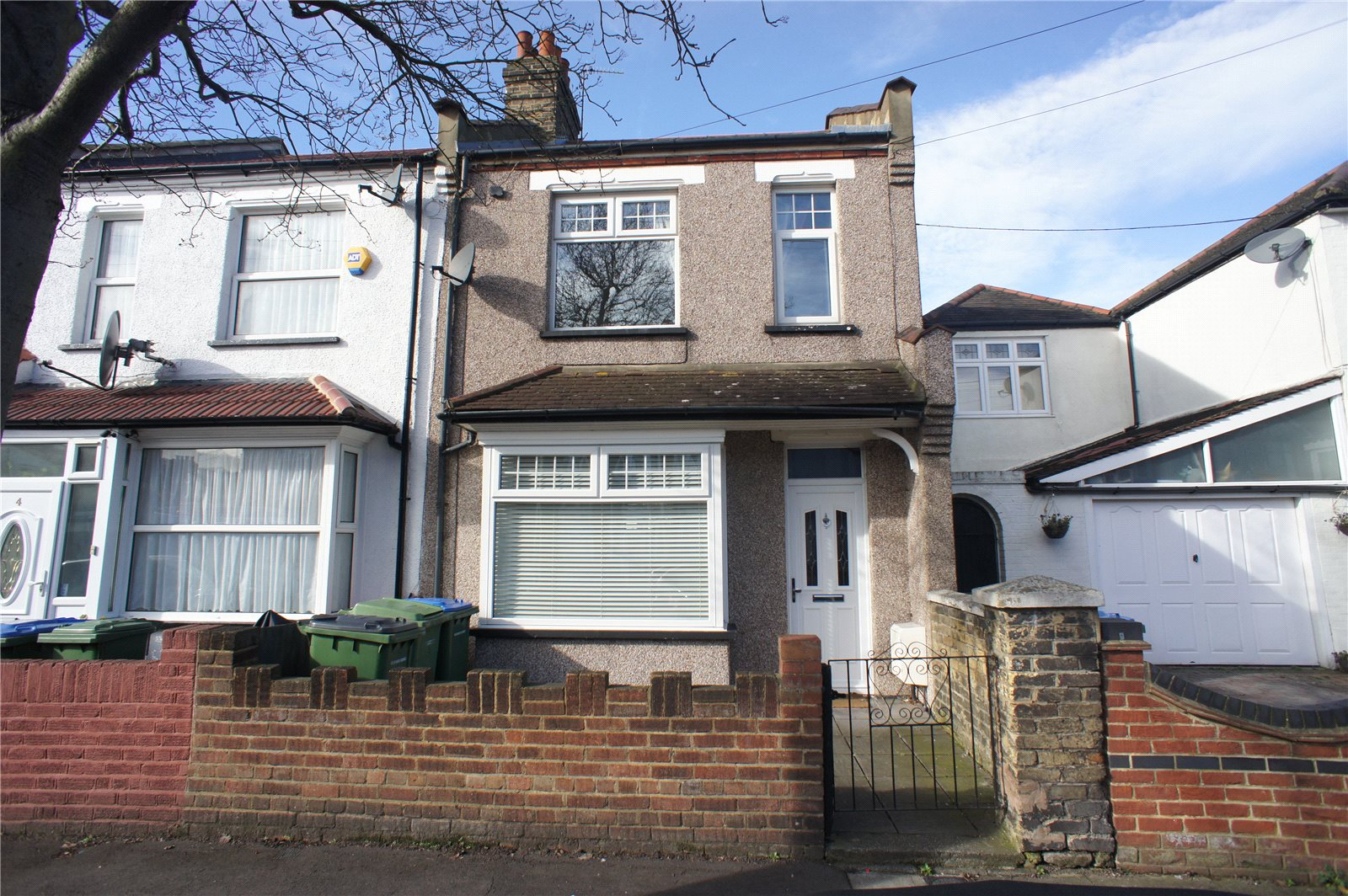 Myra Street, Abbey Wood, London, SE2